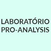 LABORATÓRIO PRO-ANALYSIS