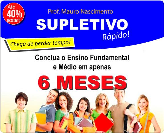 Prof. Mauro Nascimento