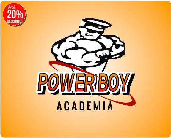 Power Boy Academia
