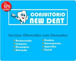 parceiro Paz no Vale - conultorio new dent